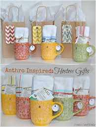 bridal shower prizes diy anthro inspired hostess gifts baby shower hostess gifts