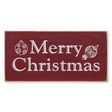 merry christmas sign festive merry christmas sign for decorating