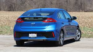 2018 hyundai ioniq plug in hybrid test drive review
