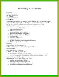 Sample Resume Format Australia by Example Retail Resume Free Resume Example And Writing Download