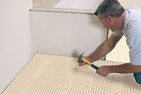 Diy Basement Flooring Basement Flooring Options Diy Basement Gallery