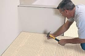 basement flooring options diy basement gallery