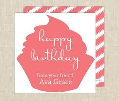 enclosure cards girl gift enclosure cards brown paper studios