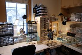 Design Home Art Studio Yay Jewelry A Glimpse Into My Jewelry Studio On A Clean Day