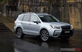 subaru forester 2018 review 2016 subaru forester xt premium review video performancedrive