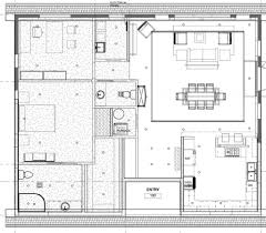 rectory project floor plan and elevation saint anthony