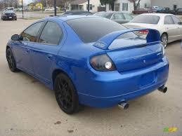 2004 electric blue pearlcoat dodge neon srt 4 1345122 photo 6
