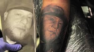 tattoo portraits on arm 2 tattoo portraits timelapse by andy locke youtube
