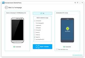 android app to how to transfer apps from android to android phone