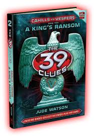 the 39 clues a king s ransom