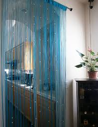 room divider beads bead door ideas for your home