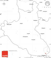 Blank Image Of India Map by Blank Simple Map Of Kodagu