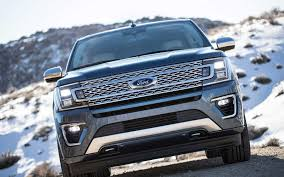 2018 ford expedition revealed this large suv was just shown at