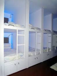 Hostel Bunk Beds Hostel Bunk Cubbies For Guest Room Or Room For