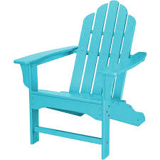Patio Furniture For Big And Tall by Hanover Outdoor Furniture All Weather Contoured Adirondack Chair