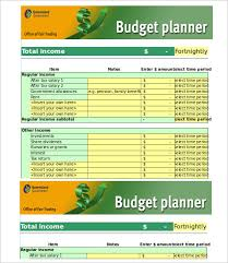 budget planner templates free word pdf documents creative