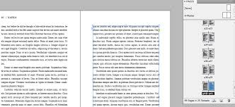 how to format a book in indesign free templates