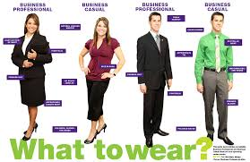 what to wear to a job interview and assessment centre