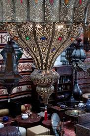 Large Moroccan Chandelier Large Moroccan Hanging Brass Light Fixture