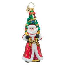 christopher radko ornaments radko balsam winter nicholas