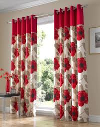 Types Of Curtains Decorating Living Room Beautiful Living Room Decorating Idea With Floral