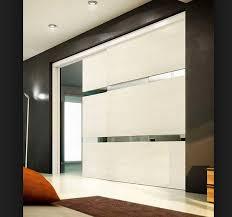 Interior Glass Door Designs by Interior Sliding Glass Door Wood Blinds Design Interior Home Decor
