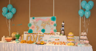 themed bridal shower my travel themed bridal shower perpetually daydreaming