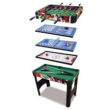 stats multi 6 in 1 games table toys r us australia just fun