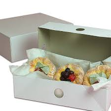 Personalized Donut Boxes Donut Boxes W Lids Wholesale Prices At Paper Mart