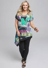 how to choose the best plus size tunic tops for leggings tunics