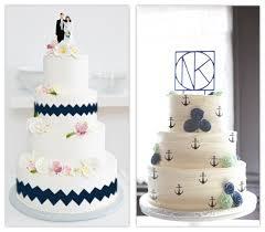 anchor wedding cake topper nautical themed wedding cakes wedding corners