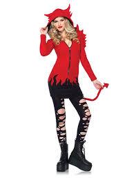 Halloween Costume Devil Cozy Devil Costume 85310 Fancy Dress Ball