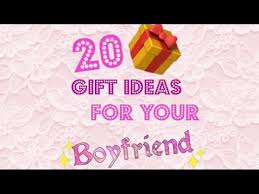 20 gift ideas for your boyfriend husband