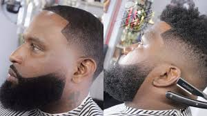 black men haircuts with beards black men s transformation beards styles haircuts for black