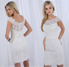 popular designer wedding dress short buy cheap designer wedding
