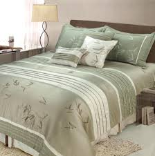 bedding set green and black duvet covers amazing green king size