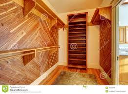 wood paneling walls empty closet with wood paneled walls stock photo image 43058296