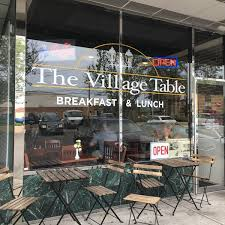 village table stamford ct photos at the village table café in stamford