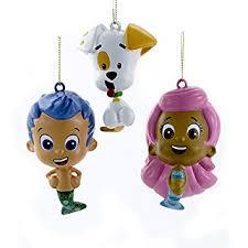 kurt adler guppies gil molly and puppy