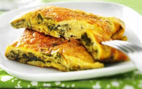 cuisiner l oseille fraiche recette omelette à l oseille 750g