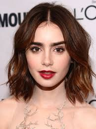 short haircuts with middle part be different with middle part hairstyle fashion by ferbena com