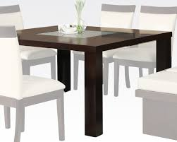 Espresso Dining Room Furniture Espresso Finish Dining Table Keelin By Acme Furniture Ac71035