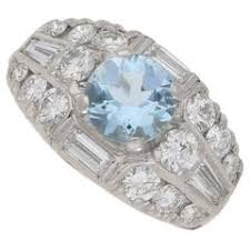 antique aquamarine rings 503 for sale at 1stdibs