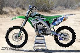 motocross dirt bike dirt bike magazine u0027s racing kx450f