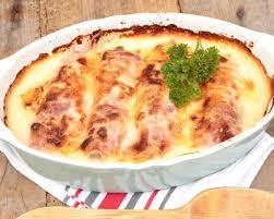 recette gratin de radis blanc à la sauce béchamel