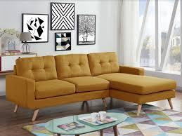 canapé d angle orange canapé d angle en tissu bleu anthracite jaune sigrid
