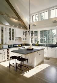 best fresh narrow galley kitchen with island 17876