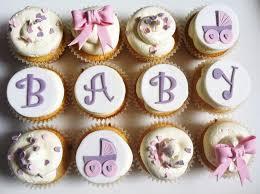 wonderful baby shower cupcake designs