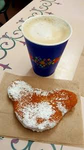 cuisine mickey mickey shaped beignets picture of mint julep bar anaheim