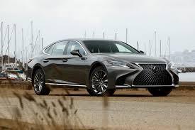 lexus ls 500 car and driver 2018 lexus ls first drive review automobile magazine